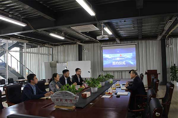 筑福集团携手上海三菱,开创加装电梯合作新纪元