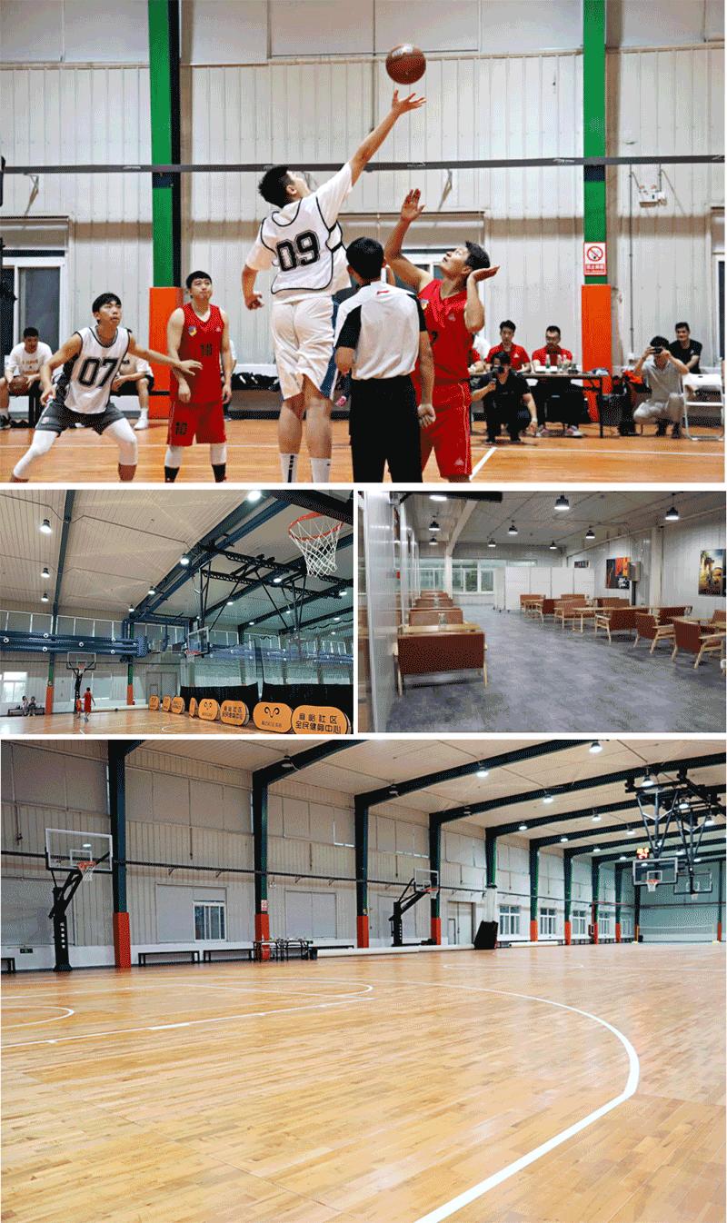 老厂房挂上新招牌,全民健身中心引领城市更新风向标-3