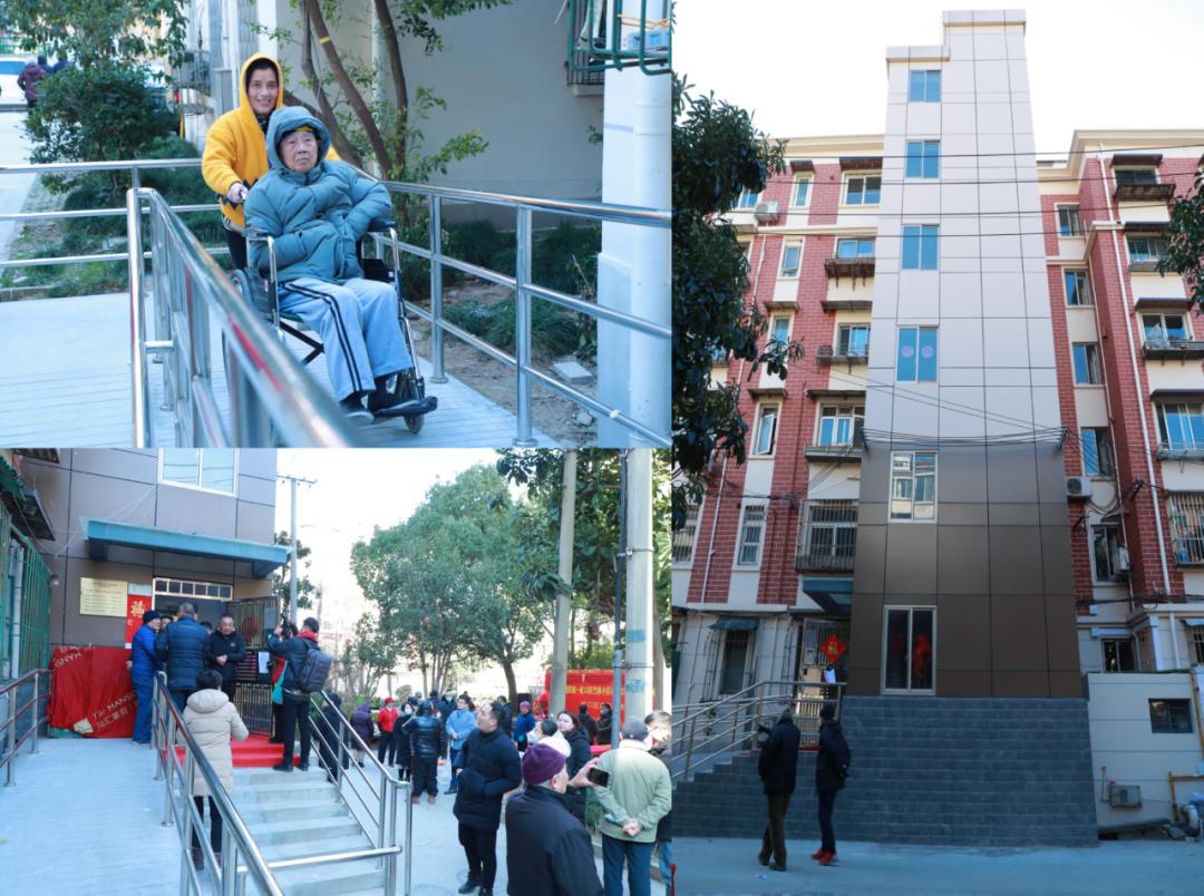虹口区2021年首部启用的加装电梯-4